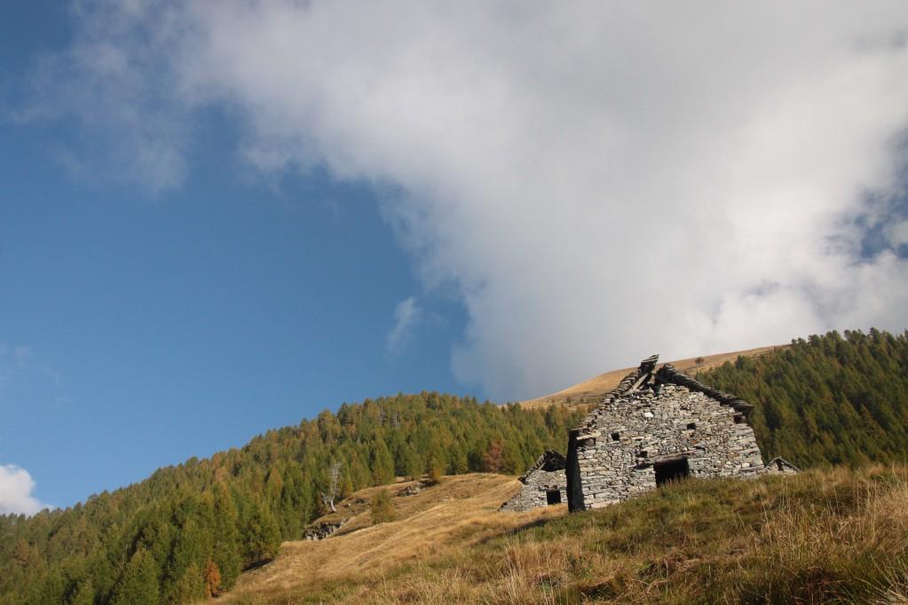Die Alpe Bassa